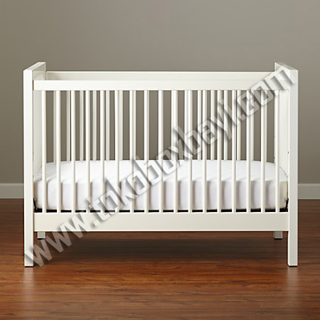 box bayi, ranjang bayi, box bayi putih