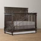 Tempat Tidur Bayi Kayu Jati (A 029)