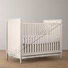 Tempat Tidur Bayi Cat Duco (A 026)