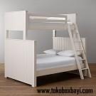 Tempat Tidur Tingkat Anak Mahoni