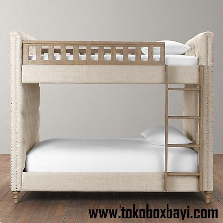 tempat tidur tingkat tempat tidur mewah toko box bayi
