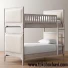 Tempat Tidur Tingkat Sandaran Empuk