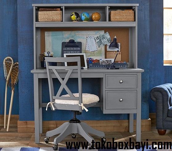 meja belajar, jual meja belajar, toko meja belajar di surabaya, meja belajar kayu, furniture kamar anak, furniture anak