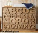 Baby Tafel Alphabet